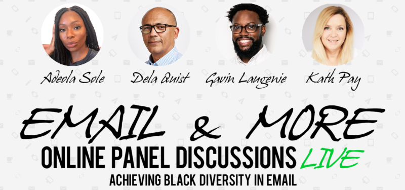 Email and More: Achieving Black Diversity in Email