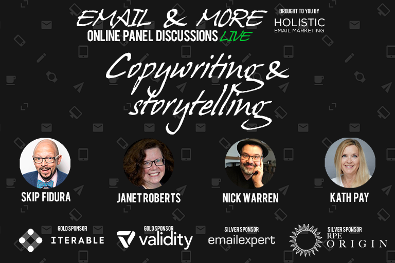 Email & More: Copywriting and Storytelling